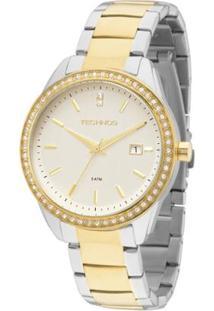 Relógio Digital Branco Technos feminino   Gostei e agora  b1704a1b23