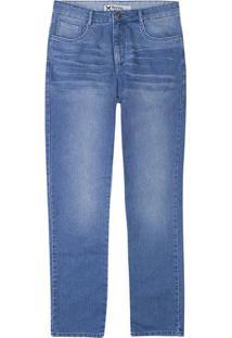 Calça Jeans Masculina Hering Em Modelagem Skinny