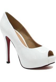 f33fee1053 Sapato Noiva Verniz feminino