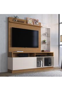 Estante Home Para Tv Até 60 Pol Colibri Leblon 1 Porta