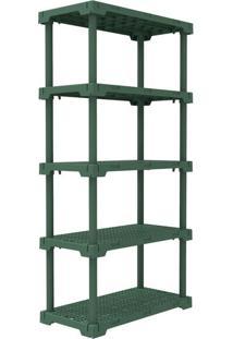 Estante Cube Verde Alecrim (167X82 Cm)