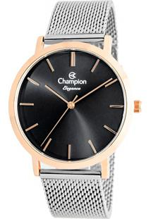 Relógio Champion Feminino Elegance Cn20819C