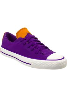 Tênis Feminino Converse All Star Ct As Sawyer Ox Lavanda/Lavanda/Amendoa - Ct01170002