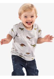 Camiseta Niños Dino 500071