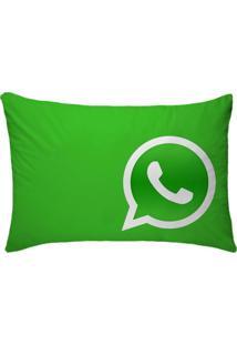 Fronha Para Travesseiros Nerderia E Lojaria Whatsapp Colorido