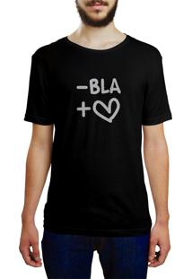 Camiseta Hunter Mais Amor Preta