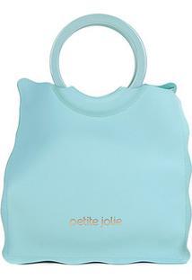 792e7c8d4 Bolsa Petite Jolie Shopper Curly Feminina - Feminino-Verde