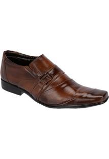 Sapato Masculino Social Em Couro Leoppé - Masculino
