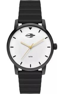Relógio Mormaii Mo2035Jp/8P Feminino - Feminino-Preto