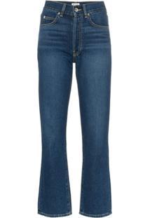 Eve Denim Calça Jeans Flare - Azul