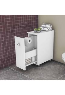 Balcão Para Banheiro Gaveta Toalhas Papel Bcm 116 Movelbento