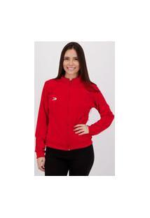 Jaqueta Placar Abuna Feminina Vermelha