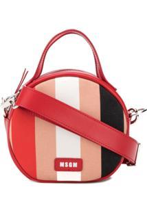 Bolsa Estampada Vermelha feminina  5f2887f579d