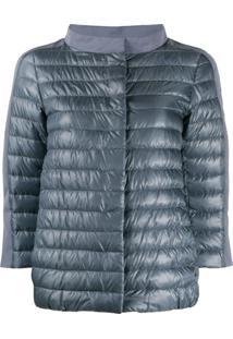 Herno Puffer Jacket - Azul
