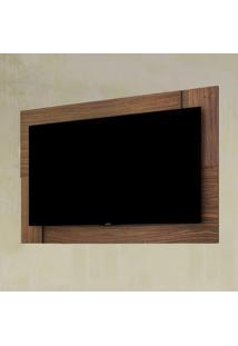 Painel Para Tv Até 65 Polegadas Extensivo Delfos Malbec/Riviera - Colibri Móveis