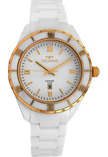 Relógio Technos 2015Cap/4B Branco