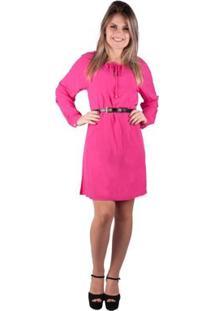 Vestido Colisse - Banna Hanna - Feminino-Pink