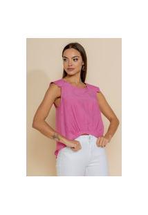Blusa Feminina Hany Pink