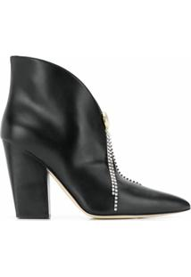 Magda Butrym Ankle Boot Belgium - Preto