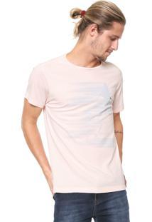 Camiseta Aramis Coqueiro Rosa