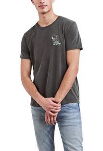 Camiseta Levi'S® Graphic Snoopy - Xl
