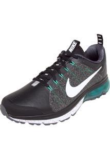 Tênis Nike Sportswear Wmns Air Max Supreme 4 Preto/Verde