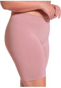 Short Plus Loba Lupo (41806-001) Sem Costura