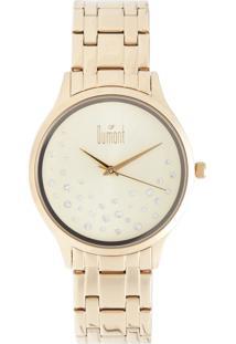 Relógio Dumont Du2036Lst4X Dourado