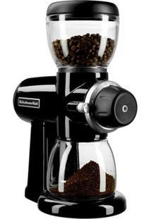 Moedor De Café Automático Kitchenaid Onyx Black 110V