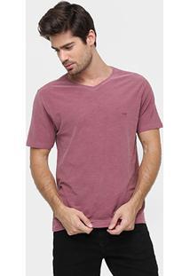 Camiseta Moffice Flame Tinturado - Masculino