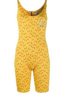 Gcds Macaquinho Pikachu - Amarelo