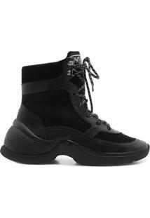 Sneaker Feminino Snow Cano Alto Inverno Schutz S210280013