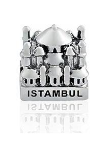 Pingente Life Mesquista Azul Em Istambul