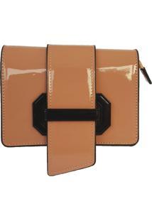 Bolsa Bag Dreams Geometric Ros㪠- Rosa - Feminino - Dafiti