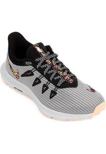 Tênis Nike Swift Turbo Feminino - Feminino-Cinza+Preto