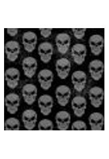 Papel De Parede Autocolante Rolo 0,58 X 3M Caveira 183070541