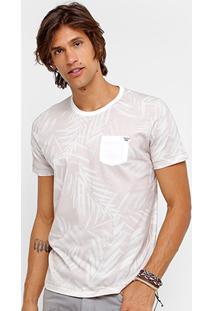 Camiseta Sommer Tropical Masculina - Masculino