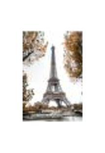 Painel Adesivo De Parede - Torre Eiffel - Paris - 1572Png