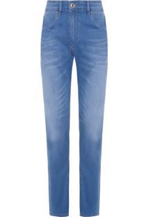 Calça Masculina Basic Delave Azul