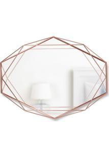 Espelho Prisma Cobre 56 Cm