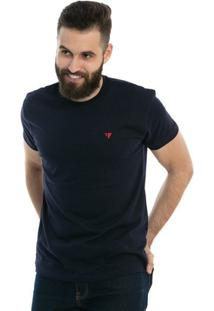 Camiseta D'Affari M/M Diferenciada Botonê Masculina - Feminino