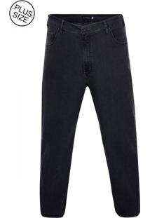 Calça Jeans Plus Size Denim Blue