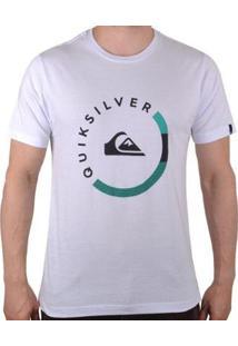 Camiseta Quiksilver Slab Session Masculina - Masculino