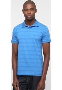 Camisa Polo Tigs Listrada - Masculino
