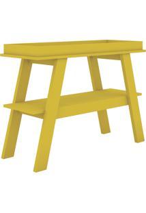 Aparador Prix - Líder Design Amarelo