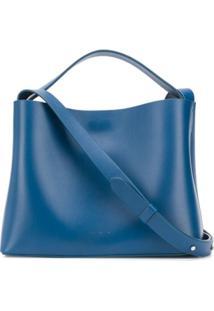 Aesther Ekme Bolsa Transversal Mini Sac - Azul