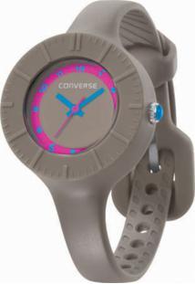 Relógio Converse Skinny Grafite