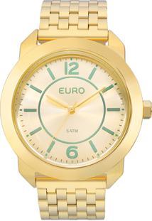 Relógio Euro Feminino Trend Eu2035Ylf/4A