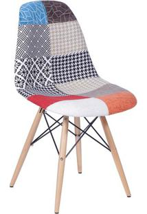 Cadeira Eames- Mix- 80,5X46,5X42Cm- Or Designor Design