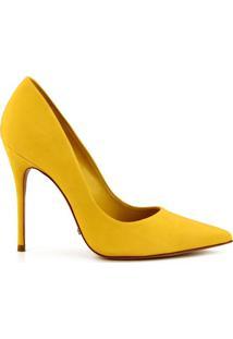 Scarpin Clássico Amarelo | Schutz